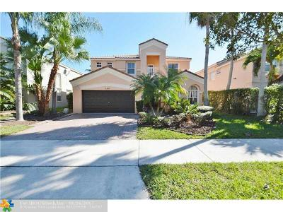 Miramar Single Family Home For Sale: 5245 SW 171st Ave