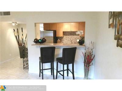 Wilton Manors Condo/Townhouse For Sale: 1901 N Andrews Ave #105