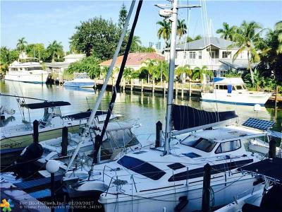 Fort Lauderdale Condo/Townhouse Sold: 1777 SE 15th St #204
