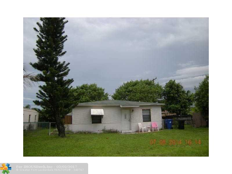 2 bed/1 bath Home in Fort Lauderdale for $99,900
