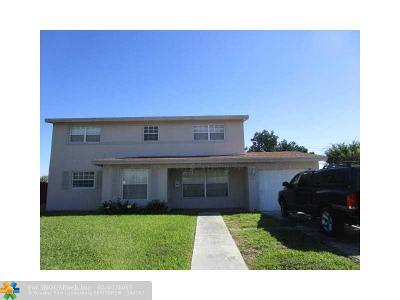 Lauderdale Lakes Single Family Home Backup Contract-Call LA: 4390 NW 38th Ter