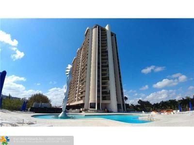 Miami Condo/Townhouse For Sale: 1800 NE 114th St #2208
