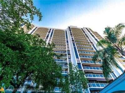 Aventura Condo/Townhouse For Sale: 3640 Yacht Club Dr #1406