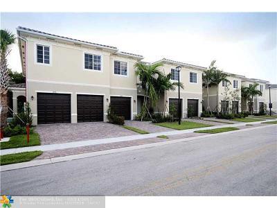 Miramar Condo/Townhouse For Sale: 2574 SW 81 Terrace #2570