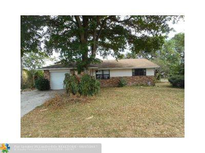 Boynton Beach Single Family Home For Sale: 610 NW 7th St