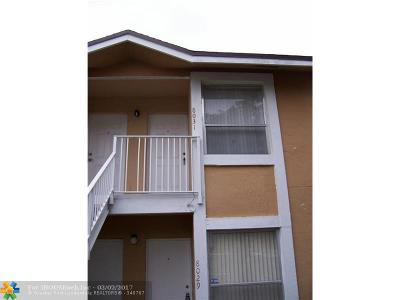 Miramar Condo/Townhouse For Sale: 8031 SW 21st Ct #8031