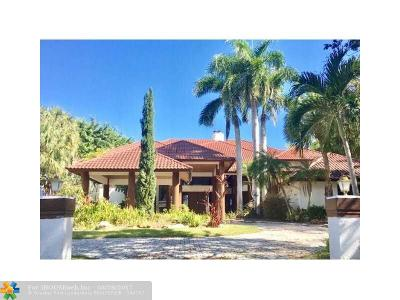Boca Raton Single Family Home For Sale: 7601 Wood Duck Dr