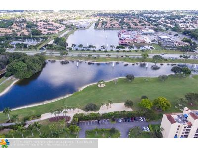 Boca Raton Condo/Townhouse For Sale: 7194 Promenade Dr #601