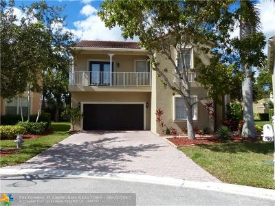 Coral Springs Single Family Home For Sale: 788 NW 127th Ave