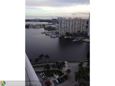 Aventura Condo/Townhouse For Sale: 2801 NE 183rd St #2103