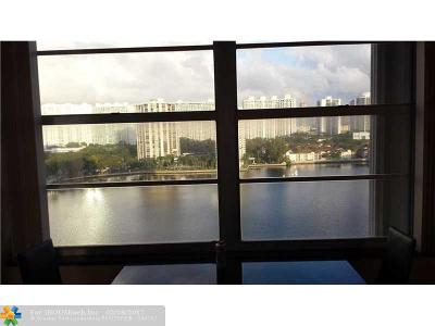Aventura Condo/Townhouse For Sale: 18081 Biscayne Blvd #1704