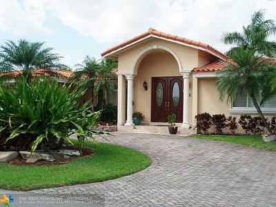 North Miami Beach Single Family Home For Sale: 3407 NE 168th St
