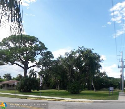 Wilton Manors Residential Lots & Land For Sale: 2041 NE 9th Ave