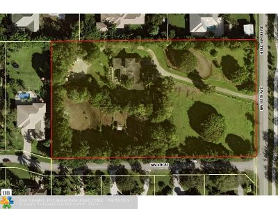 Plantation Residential Lots & Land For Sale: 651 N Old Hiatus Rd