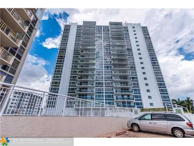 Condo/Townhouse Sold: 2715 N Ocean Blvd #8-B