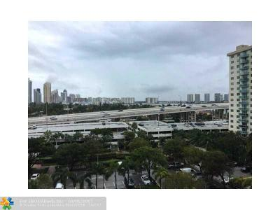 Sunny Isles Beach Condo/Townhouse For Sale: 19380 Collins Ave #823