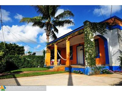 Miami Single Family Home For Sale: 517 SW 15th Ave