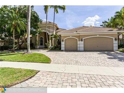 Weston Single Family Home For Sale: 2453 Provence Circle