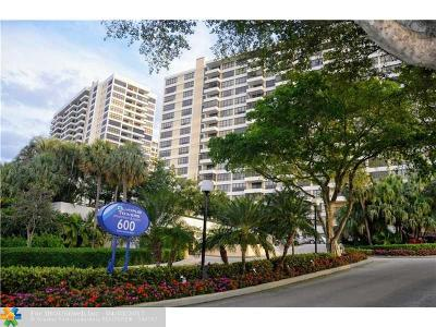 Rental Leased: 600 Three Islands Blvd #1103