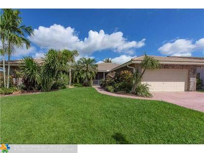 Coral Springs Single Family Home Sold: 5653 NW 66th Ave