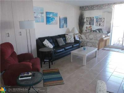 Hollywood Condo/Townhouse For Sale: 801 S Ocean #204
