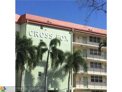 Fort Lauderdale Condo/Townhouse Sold: 5300 NE 24th Ter #C 311