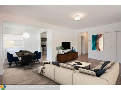 Miami Beach Condo/Townhouse For Sale: 1337 Euclid Ave #201