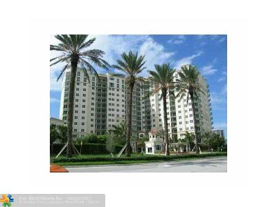 Aventura Condo/Townhouse For Sale: 20000 E Country Club Dr #605