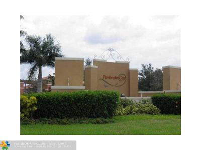 Pembroke Pines Condo/Townhouse Backup Contract-Call LA: 924 SW 143rd Ter #305
