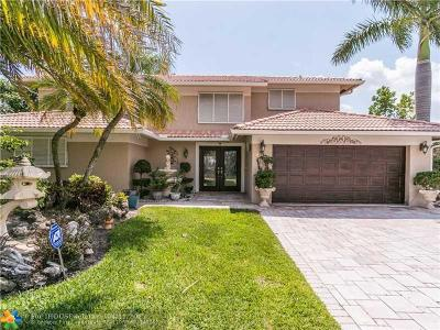Lauderdale By The Sea Single Family Home For Sale: 3270 S Terra Mar Dr