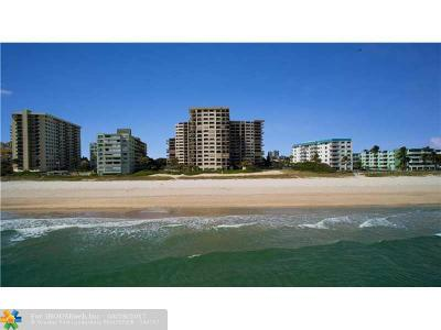 Lauderdale By The Sea Condo/Townhouse Backup Contract-Call LA: 1800 S Ocean Blvd #1008