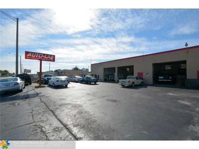 Oakland Park Commercial Backup Contract-Call LA: 320 NE 44th St