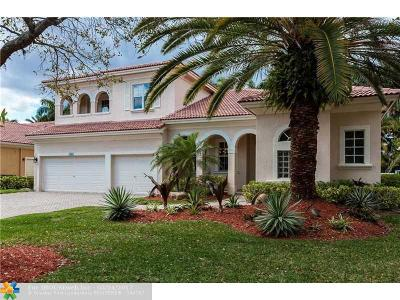 Coral Springs Single Family Home For Sale: 12331 NW 7th Ct