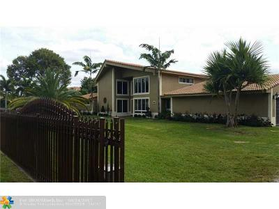 Hialeah Single Family Home For Sale: 10310 NW 135th St