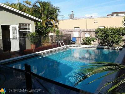 Wilton Manors Multi Family Home For Sale: 125 NW 25th St