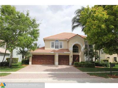 Delray Beach Single Family Home For Sale: 7289 Serrano Ter
