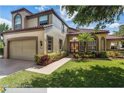 Cooper City Single Family Home Backup Contract-Call LA: 11302 Anchor Way