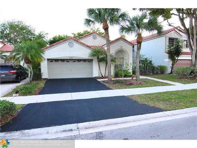 Parkland Single Family Home For Sale: 6360 NW 77th Ct