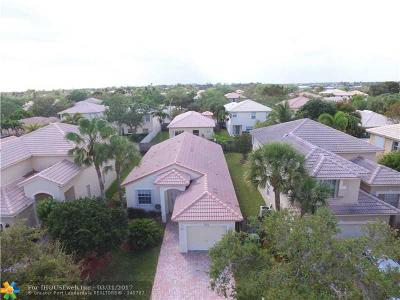 Pembroke Pines Single Family Home For Sale: 1272 NW 170th Ter