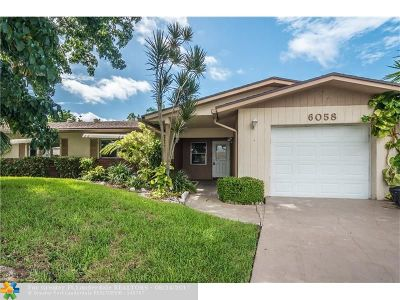 Delray Beach Condo/Townhouse For Sale: 6058 Overland Pl #.