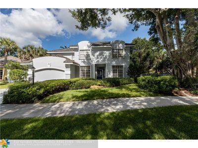 Delray Beach Single Family Home For Sale: 2850 Hampton Circle East