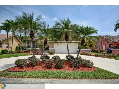 Coral Springs Single Family Home Sold: 5107 NW 58th Ter