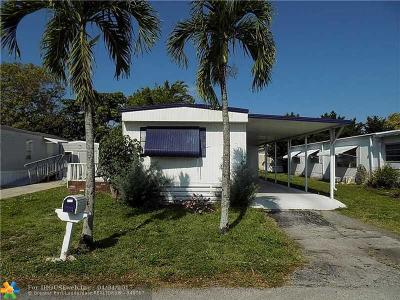 Plantation Single Family Home For Sale: 401 NW 134th Ave