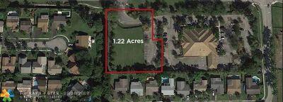 Sunrise Commercial Lots & Land For Sale: Oakland Park Blvd