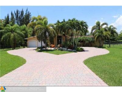 Homestead Single Family Home For Sale: 24340 SW 120th Ave
