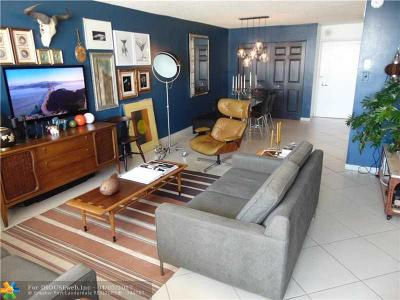Miami Beach Condo/Townhouse For Sale: 6770 Indian Creek Dr #12-T