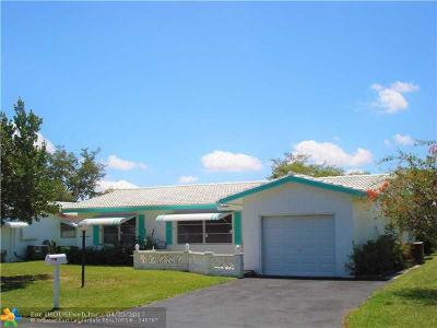 Plantation Single Family Home For Sale: 8216 NW 14th St