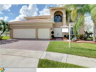 Pembroke Pines Single Family Home Backup Contract-Call LA: 1472 NW 132nd Ave