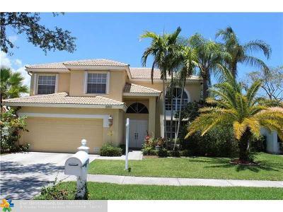 Delray Beach Single Family Home For Sale: 4055 Sabal Lakes Rd