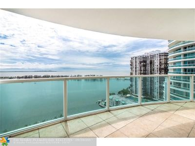 Miami Condo/Townhouse For Sale: 2101 Brickell Ave #1907